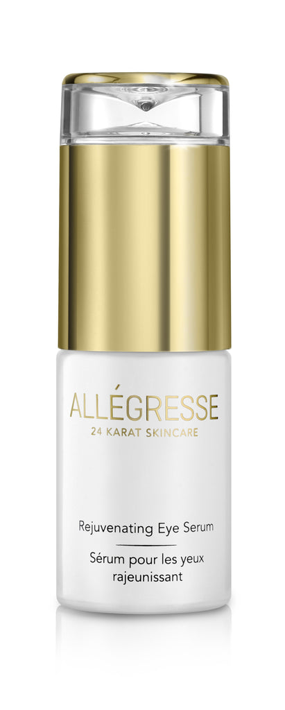 ALLEGRESSE 24K Gold Rejuvenating Eye Serum