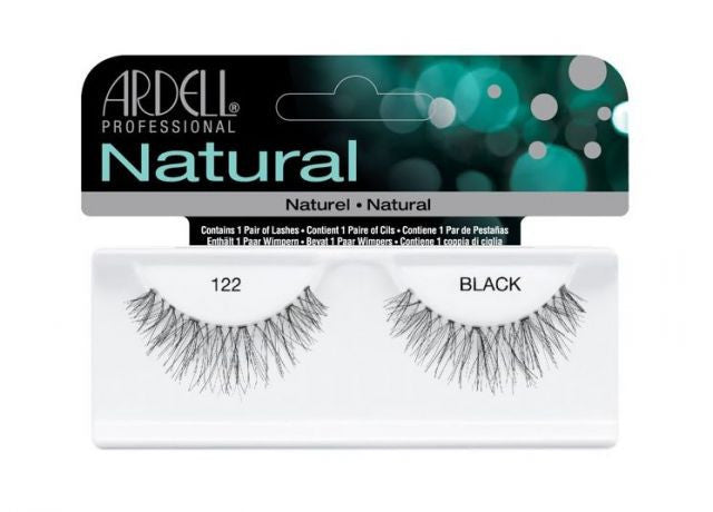 Ardell Professional Natural: 122 black