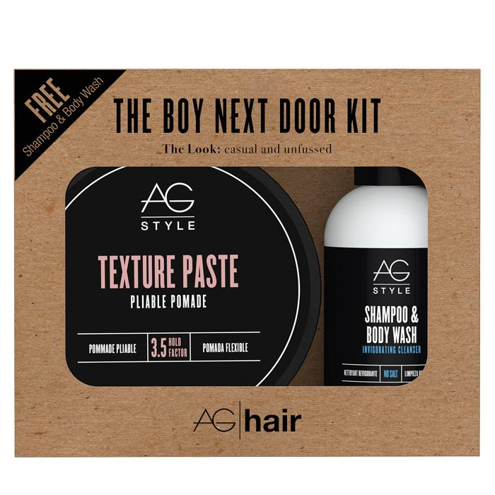 AG Hair The Boy Next Door Kit