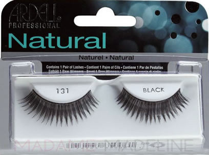 Ardell Professional Natural: 131 black