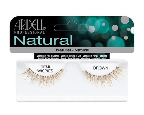 Ardell Professional Natural: demi wispies brown