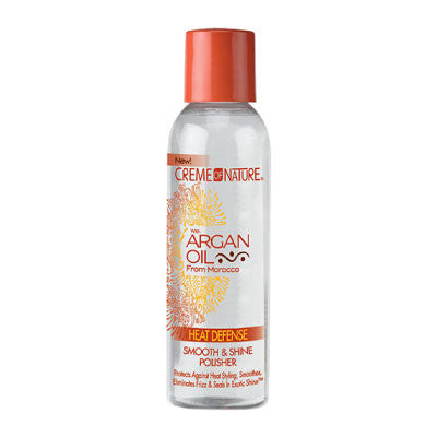 Creme of Nature Argan Oil heat defense