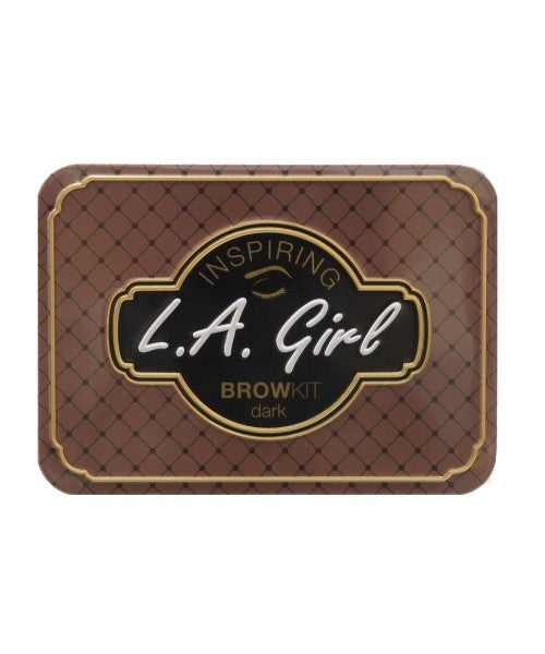 L.A Girl Inspiring Brow Kit Dark