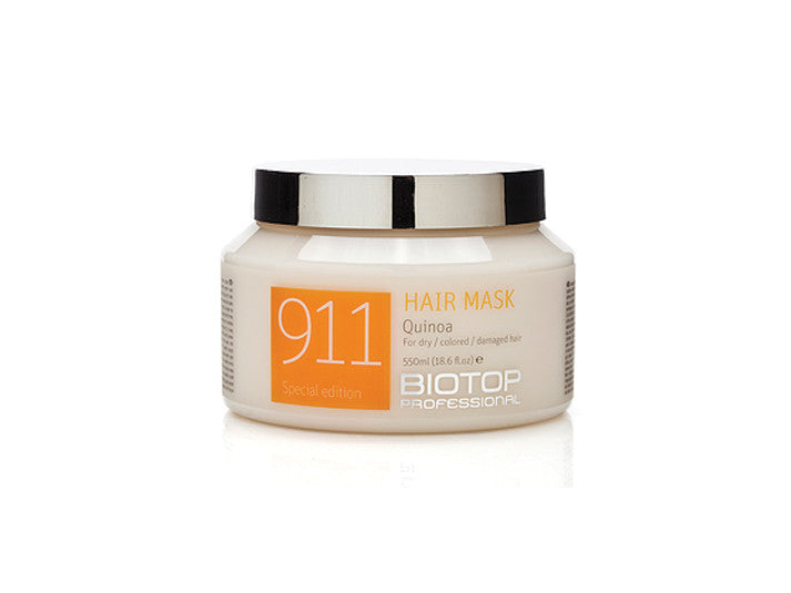 Biotop Professional 911 Quinoa Hair Mask 550ml