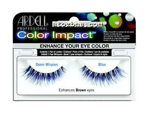 Ardell Professional Color Impact: Demi Wispies Blue