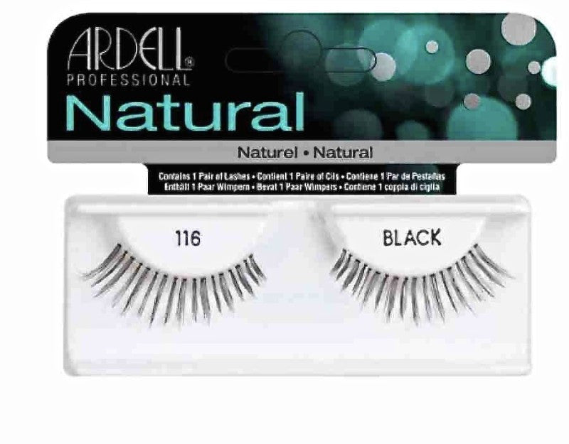 Ardell Professional Natural: 116 black