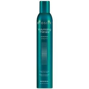 Biosilk Volumizing Therapy Hair Spray Strong Hold 12oz