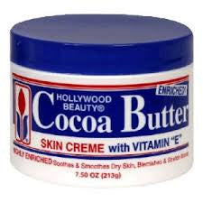 Hollywood Beauty Cocoa Butter