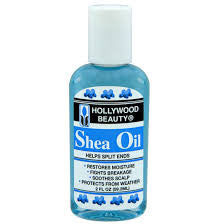 Hollywood Shea Oil 2oz.