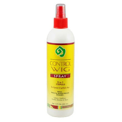 Control Wig Spray 3N1 12oz.