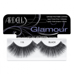 Ardell Professional Glamour: 115 black
