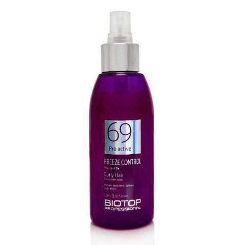 Biotop Professional 69 Proactive Curly Hair Freeze Control 150ml