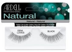 Ardell Professional Natural: demi luvies black