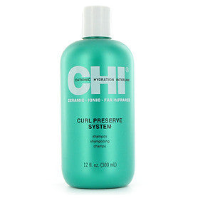 CHI Curl Perserve System Low pH Shampoo 12oz