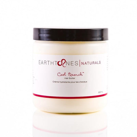 Earthtones Naturals Curl Quench Hair Butter 500g