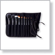 50211 9 Piece Signature Black Brush Set