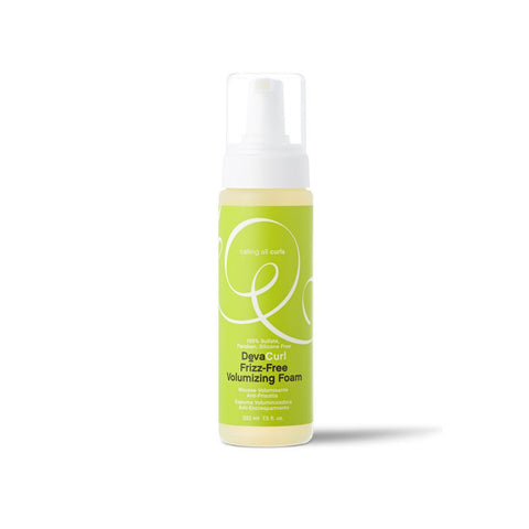 DevaCurl Frizz-Free Volumizing Foam 7.5oz