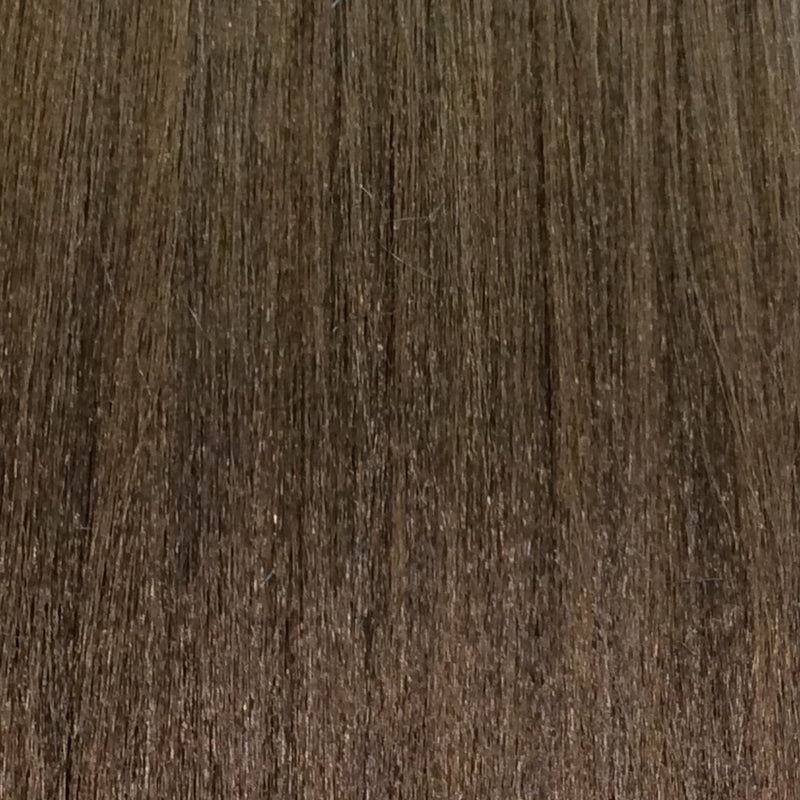 "16"" 100% Human Hair Extension color 4"