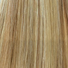 "16"" 100% Human Hair Extension color P12/16/613"