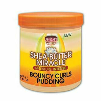 Shea Butter Miracle Bouncy Curls Pudding