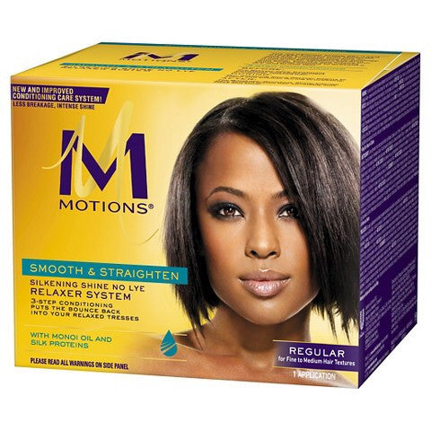 Motions Relaxer Smooth & Straighten 3 Step