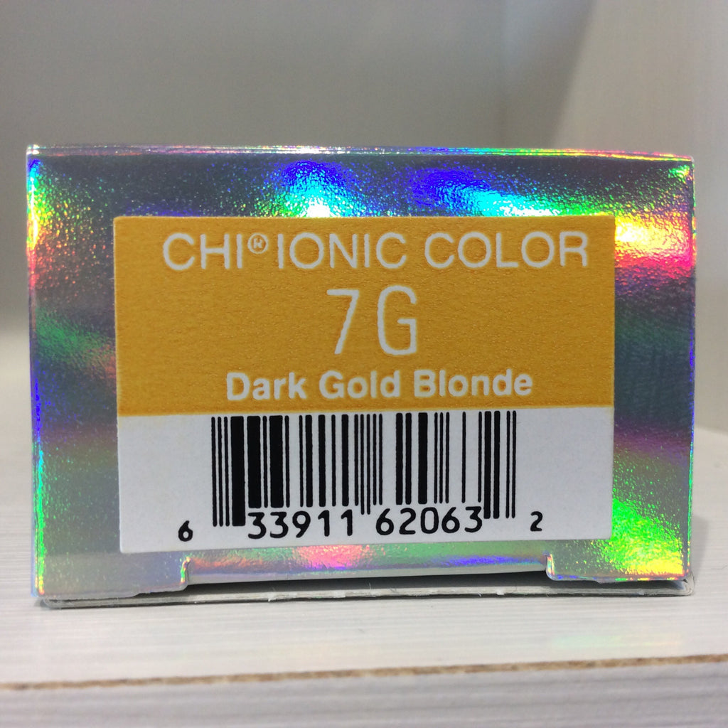 Chi ionic Color 7G