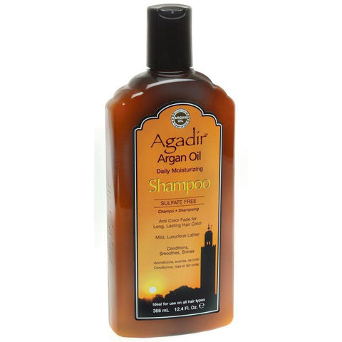 Agadir Daily Moisturizing Shampoo 366ml