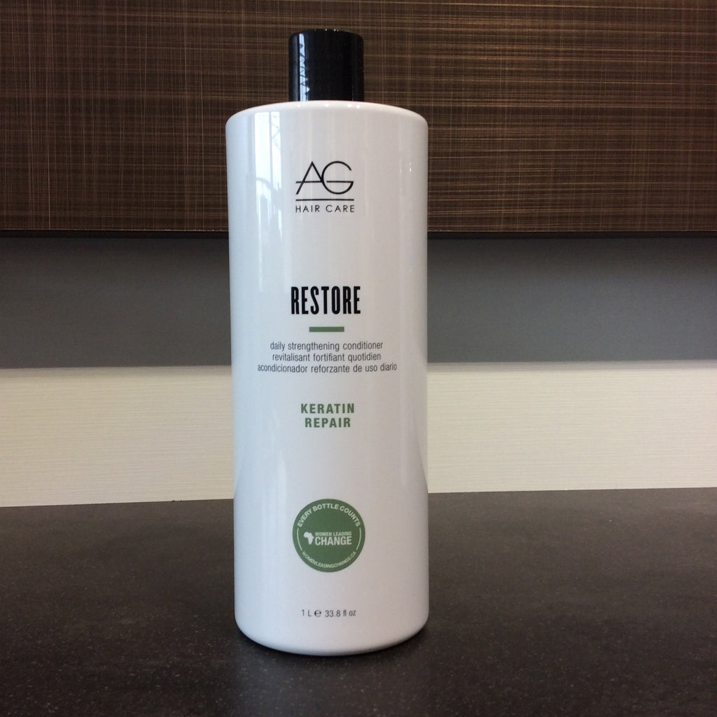 AG Hair Care Restore  - Keratin Repair 1L