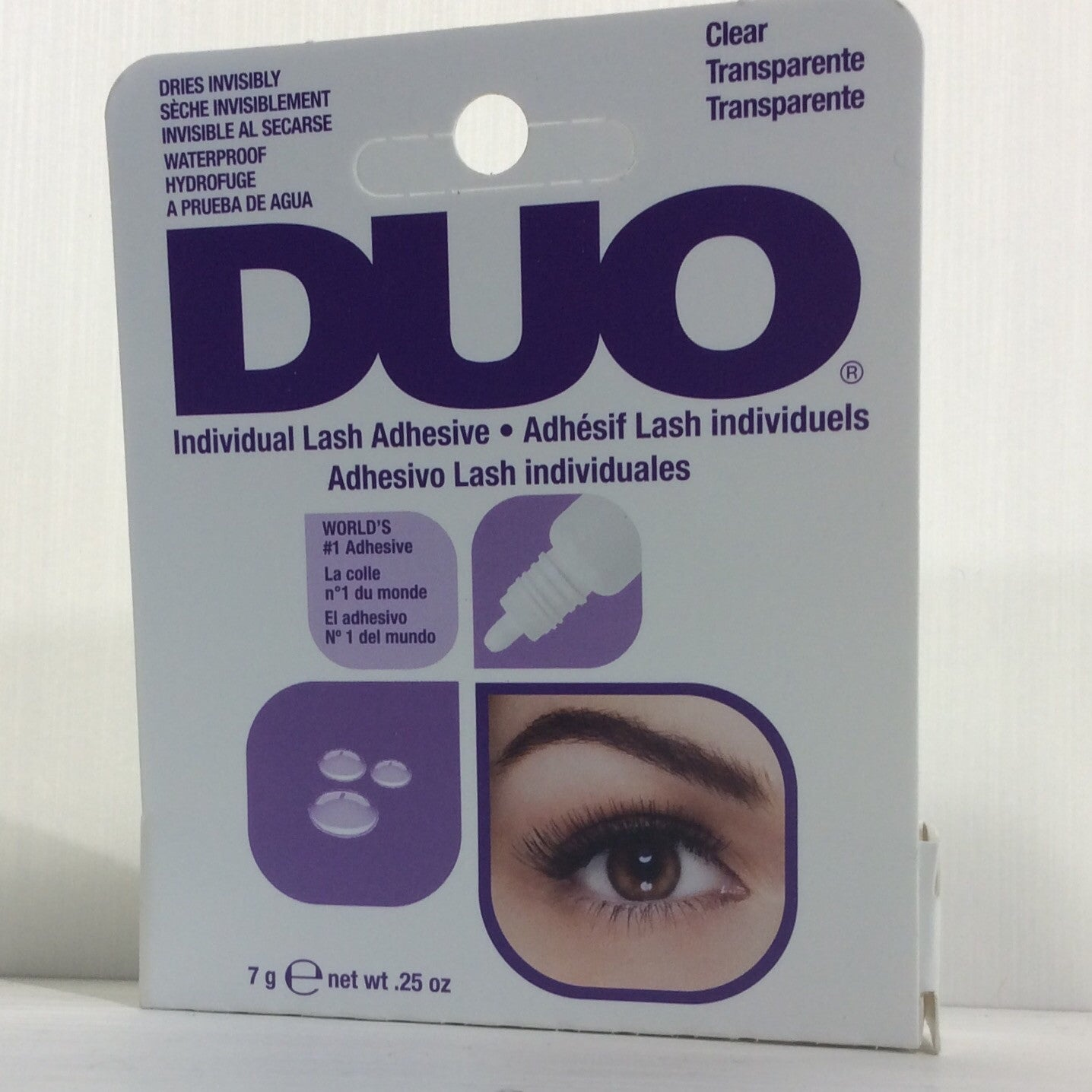 4b9a178770d Duo Individual Lash Adhesive Clear | The Beauty Emporium