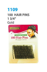 "Magic Gold 1 3/4"" 100 Pins"