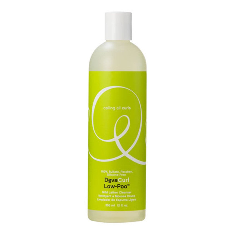 DevaCurl Low-Poo 12oz.