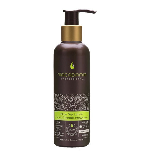 Macadamia Blow Dry Lotion 6.7 oz