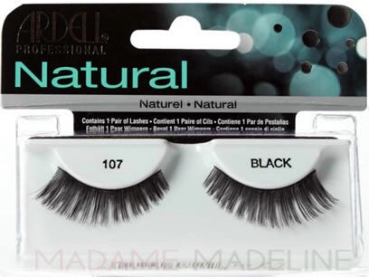 Ardell Professional Natural: 107 black