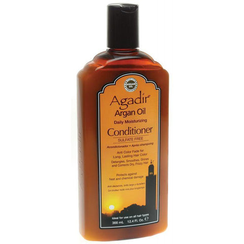 Agadir Daily Moisturizing Conditioner 366ml