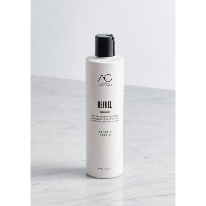 AG Hair Care Refuel Shampoo - Keratin 10 oz