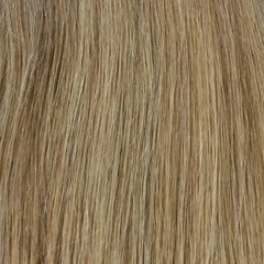 "16"" 100% Human Hair 7pc Clip On Extensions Color 27"
