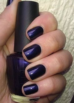 OPI Nail Lacquer russian navy