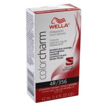 Wella Charm Liquid Haircolor 4R