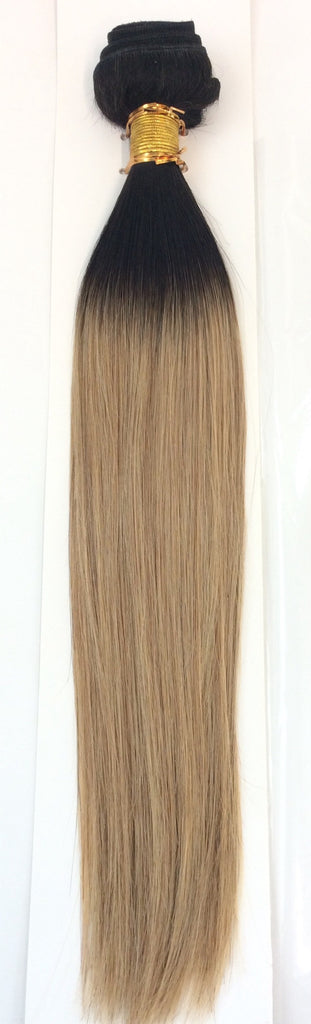 "16"" Brazilian Virgin Remi Human Hair #T1B/27"