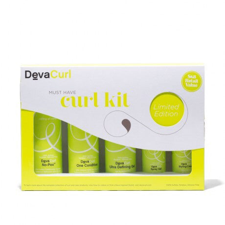Deva Curl Must Have Curl Kit