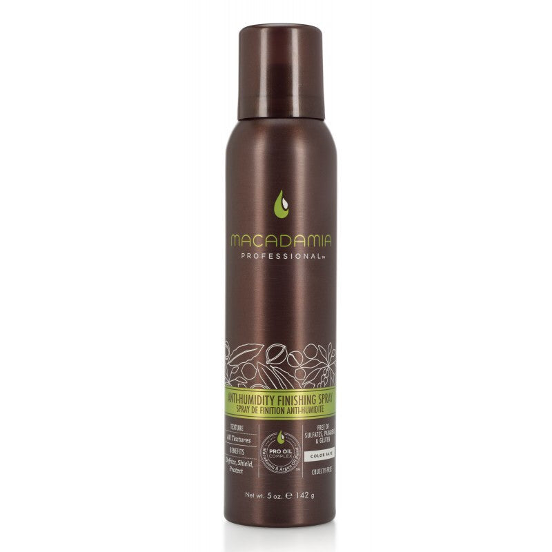 Macadamia Anti-humidity Finishing Spray 5 oz