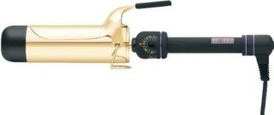 "Hot Tools 2"" Gold Curling Iron"