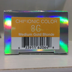 Chi ionic Color 8G