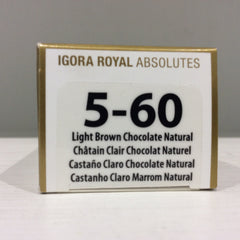Schwarzkopf Igora Royal Absolutes: 5-60