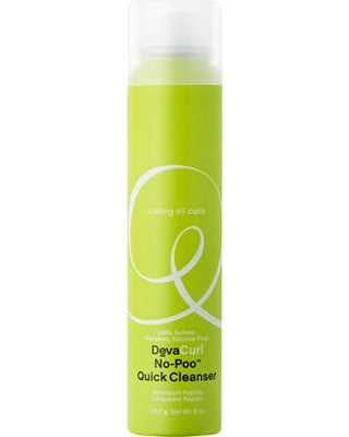 DevaCurl No-Poo Quick Cleanser 5oz