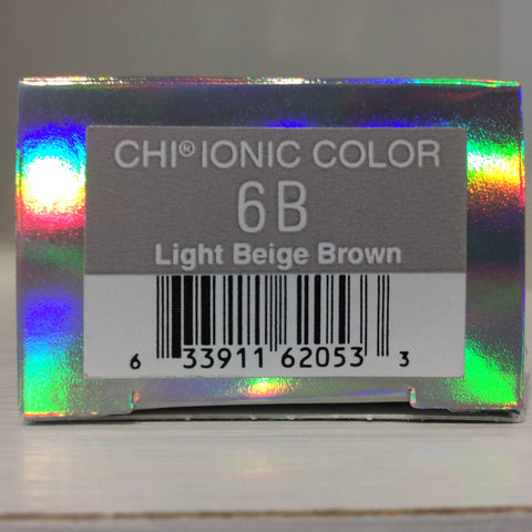 Chi ionic Color 6B
