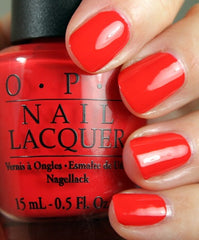 OPI Nail Lacquer OPI Red