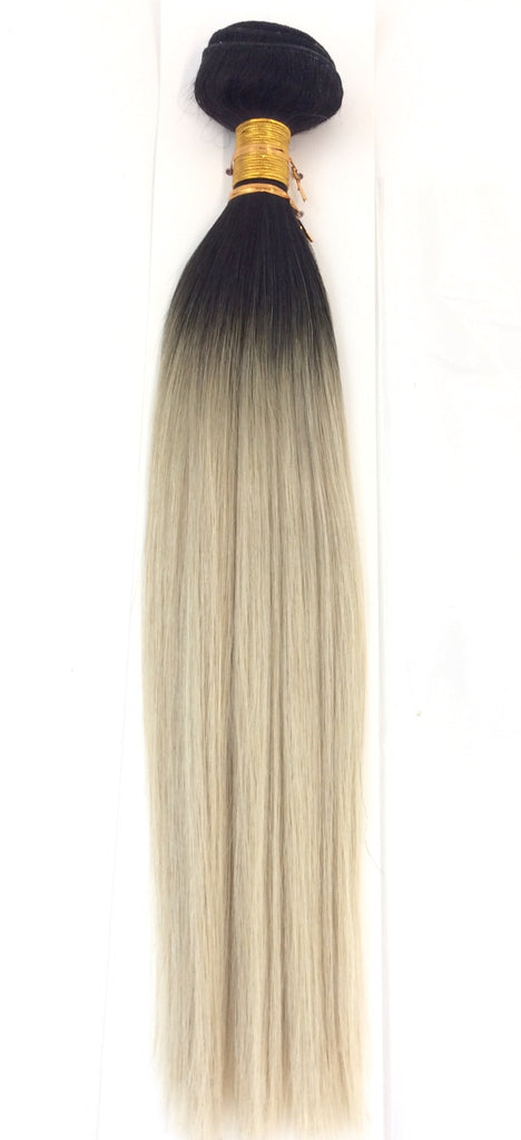 "16"" Brazilian Virgin Remi Human Hair #T1B/613"