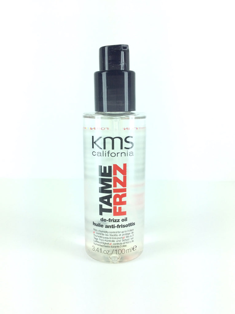 KMS California Tame Frizz De-Frizz Oil