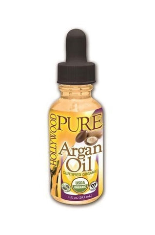 Hollywood Pure Organic Oils Argan Oil